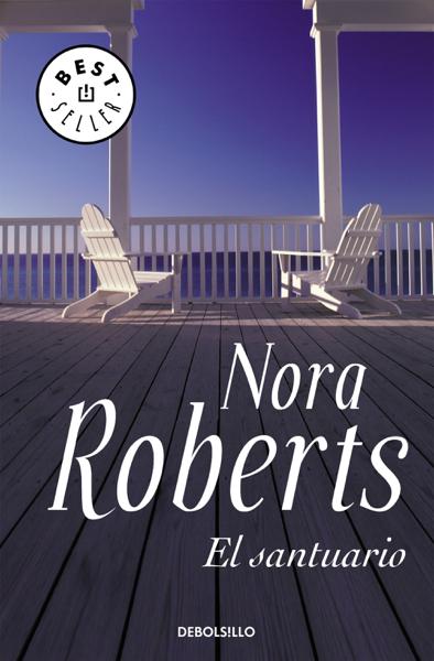 El santuario by Nora Roberts