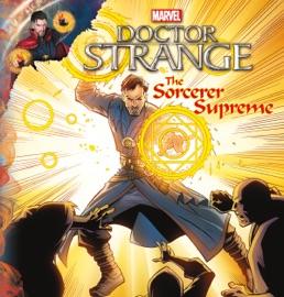 Marvel S Doctor Strange The Sorcerer Supreme