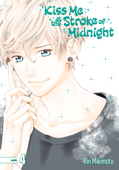 Kiss Me At the Stroke of Midnight Volume 4 Book Cover