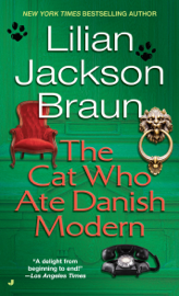 The Cat Who Ate Danish Modern PDF Download