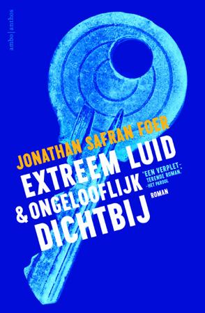 Extreem luid en ongelooflijk dichtbij - Jonathan Safran Foer