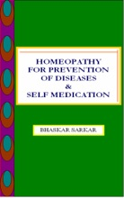 Homeopathy For Prevention Of Diseases And Self Medication