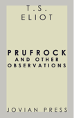 Prufrock and Other Observations Book Cover