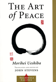 The Art of Peace book