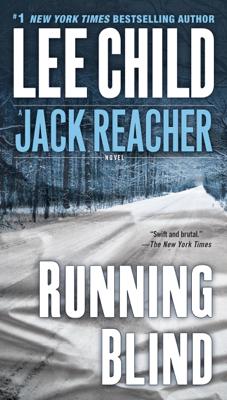 Running Blind - Lee Child book