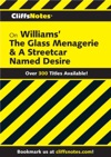 CliffsNotes On Williams The Glass Menagerie  A Streetcar Named Desire