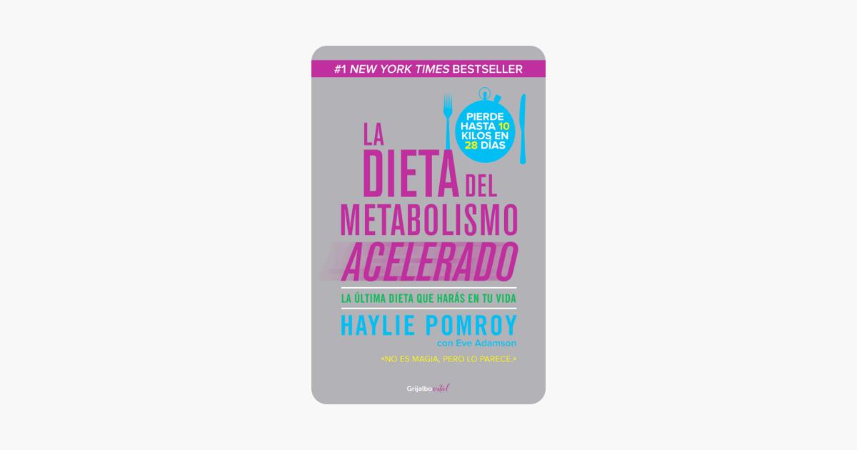 Dieta del metabolismo acelerado resultados