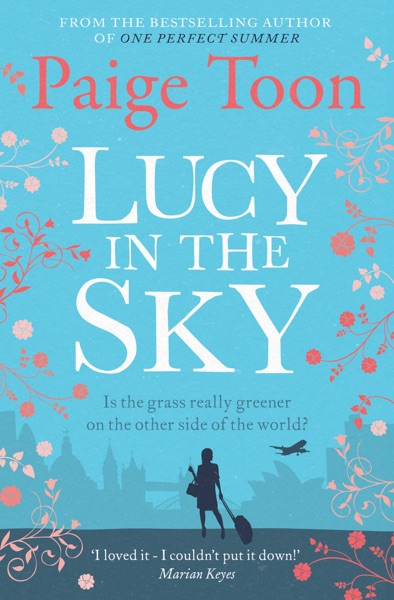 Lucy in the Sky - Paige Toon book cover