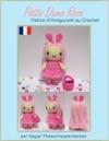 Petite Dame Rose Patron DAmigurumi Au Crochet