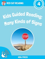 Kids Guided Reading: Many Kinds of Signs