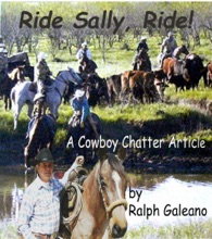 Ride, Sally Ride! A Cowboy Chatter Article