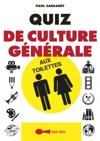 Quiz De Culture Gnrale Aux Toilettes
