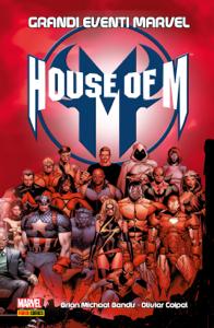 House Of M Copertina del libro