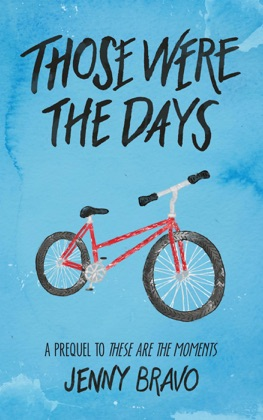 Those Were the Days book cover