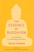 The Essence of Buddhism Book Cover