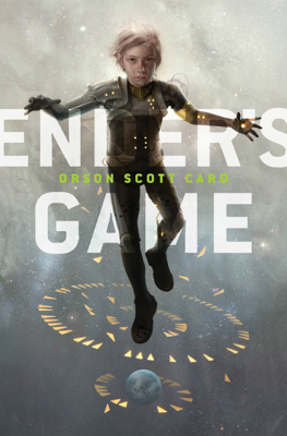 Ender's Game - Orson Scott Card book