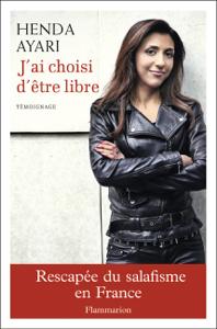 J'ai choisi d'être libre La couverture du livre martien