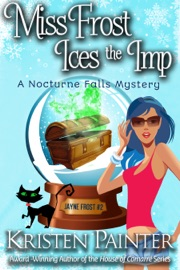 Miss Frost Ices The Imp