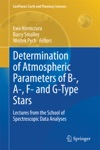 Determination Of Atmospheric Parameters Of B- A- F- And G-Type Stars