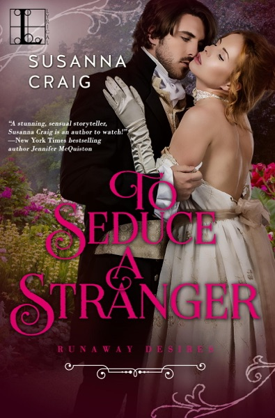 To Seduce a Stranger - Susanna Craig book cover