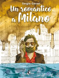 Un Romantico a Milano Copertina del libro