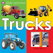 Slide and Find - Trucks