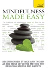 Mindfulness Made Easy Teach Yourself