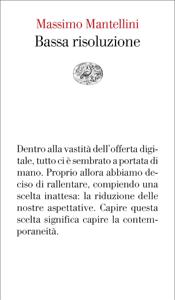 Bassa risoluzione Libro Cover