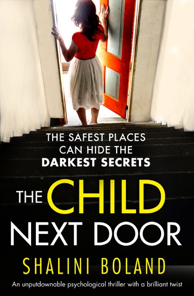 The Child Next Door - Shalini Boland book cover