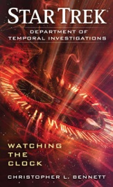 Department Of Temporal Investigations Watching The Clock