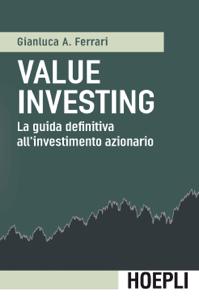 Value investing Copertina del libro