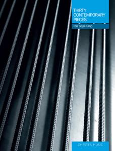 Thirty Contemporary Pieces For Solo Piano Libro Cover