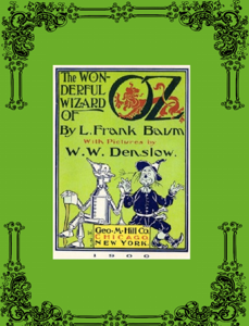 The Wonderful Wizard of Oz Libro Cover