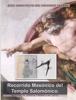 García Cabanillas, Rodrigo - Recorrido Masónico del Templo Salomónico. ilustración