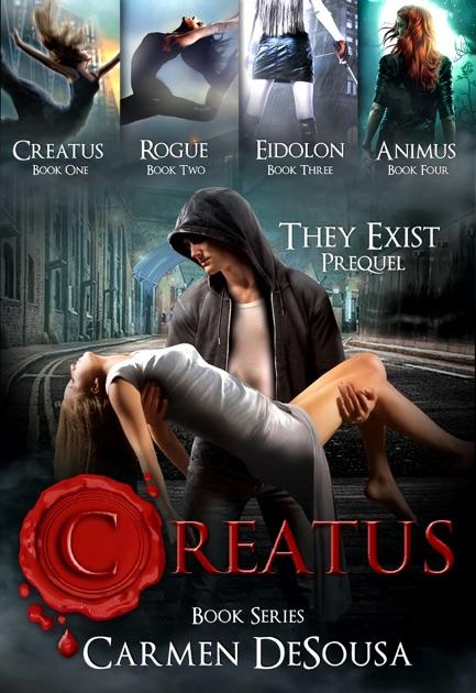 Creatus Series Boxed Set By Carmen Desousa On Apple Books