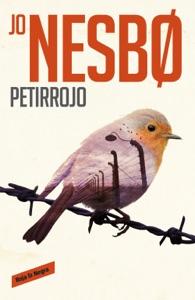 Petirrojo (Harry Hole 3) Book Cover