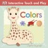 Sophie La Girafe Colors