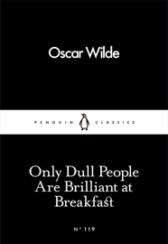 Only Dull People Are Brilliant at Breakfast book