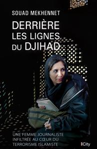 Derrière les lignes du djihad La couverture du livre martien
