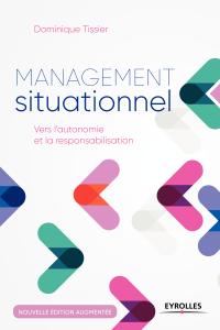 Management situationnel La couverture du livre martien
