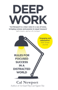 Deep Work Buch-Cover