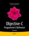 Objective-C Programmers Reference