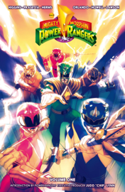 Mighty Morphin' Power Rangers Vol. 1 book