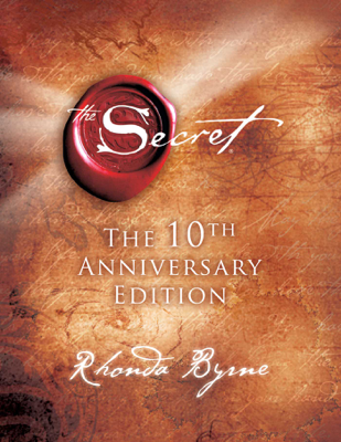 The Secret - Rhonda Byrne book