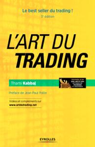 L'art du trading La couverture du livre martien