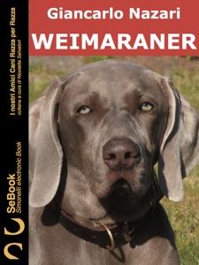 Weimaraner Book Cover
