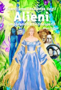 Prendiamo Coscienza degli ALIENI, imparando a riconoscerli - Vol. 3 Copertina del libro