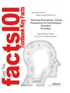 Abnormal Psychology Clinical Perspectives On Psychological Disorders