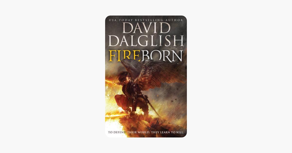 david dalglish seraphim series