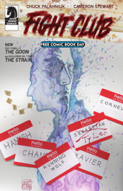 Free Comic Book Day 2015: Fight Club book